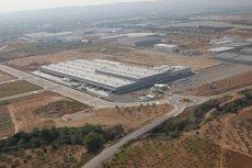 Corte Inglés inverteix 70 milions en un nou centre logístic a la Bisbal del Penedès (EL CORTE INGLÉS)