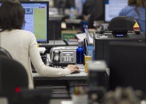 Los trabajadores cántabros son los más sedentarios y los navarros los más activos (EUROPA PRESS)