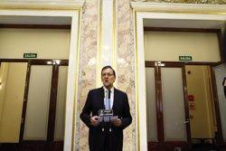 Rajoy dóna instruccions a l'Advocacia de l'Estat perquè actuï després del desacatament del Parlament català al TC (EUROPA PRESS)