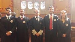 Barrientos (TSJC) diu als nous jutges que davant del debat català es deuen a la Llei (TSJC)