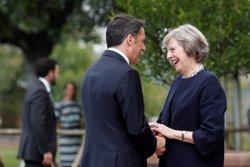 May proposa dissenyar una relació innovadora per al Regne Unit i la UE (REUTERS)