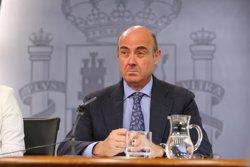 Guindos augura que la banca espanyola