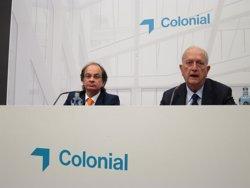 Inmobiliaria Colonial guanya 230 milions en el primer semestre, un 13% més (EUROPA PRESS)