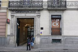BBVA tancarà 400 oficines a Catalunya després de la integració amb CatalunyaCaixa (EUROPA PRESS)