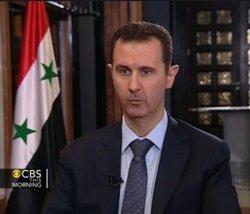 Al-Assad diu que hi ha una amnistia en vigor per als