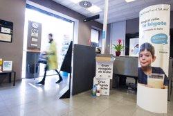 L'Obra Social La Caixa i el Banc dels Aliments recullen 550.000 litres de llet (EUROPA PRESS/