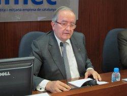 Pimec demana al Govern espanyol que no traspassi el problema del dèficit a les empreses (EUROPA PRESS)