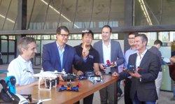 El projecte Reimagine Drone impulsa el primer centre d'innovació en drons de Barcelona (EUROPA PRESS)