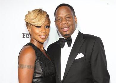Mary J. Blige pide el divorcio a Martin 'Kendu' Isaacs tras 12 años de matrimonio
