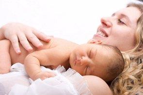 Uno de cada dos recién nacidos no recibe leche materna en su primera hora de vida (FLICKR)