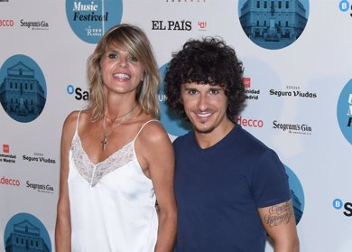 Arancha de Benito muestra su felicidad por la reciente boda entre Guti y Romina Belluscio