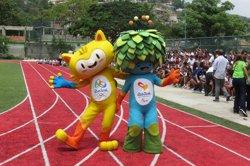 La mascota de Rio, Vinicius, homenatja un dels creadors de la 'Chica de Ipanema' (NOTIMÉRICA)