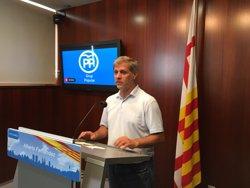 Alberto Fernández (PP) subratlla que Colau pretén