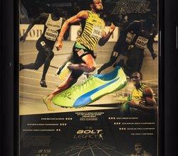 Paguen 16.000 euros per una sabatilla que Usain Bolt va usar al Mundial de Pequín (CATAWIKI)