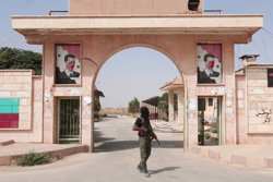 Les forces kurdes i les governamentals acorden un alto el foc a Hasaka (RODI SAID/REUTERS)