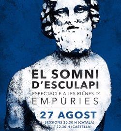 Els jaciments d'Empúries i Ullastret, escenari de dos espectacles sobre el món antic (GENCAT)