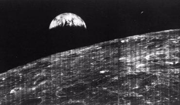 Se cumple medio siglo de la primera foto de la Tierra desde la Luna (NASA)