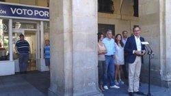 Alfonso Alonso anuncia que dijous el PP presentarà la impugnació contra la candidatura d'Otegi (EUROPA PRESS)