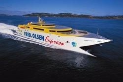 El Port de Barcelona acollirà el European Shortsea Conference el 29 i el 30 de setembre (CEDIDO POR FRED OLSEN)