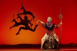 El musical 'El Rey León' incorpora l'actor lleidatà Ramon Balasch (EL REY LEÓN)