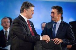 UE defensa integritat territorial d'Ucraïna el dia que celebra els 25 anys d'independència (PRESIDENCIA DE UCRANIA)