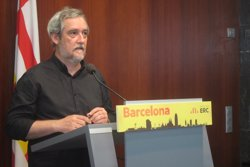 ERC defensa una Urbana d'