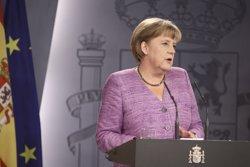 Merkel demana als països de la UE seny amb vista al futur després del Brexit (EUROPA PRESS)