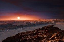 Troben un planeta a la zona habitable que orbita l'estrella més pròxima a la Terra (ESO)