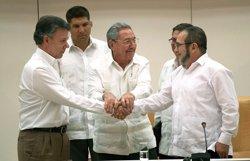 El Govern de Colòmbia i les FARC anuncien un acord de pau final i definitiu (COLPRENSA)