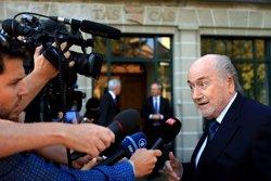 Blatter afirma que el TAS