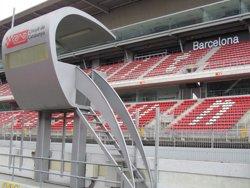 1.750 joves enginyers participen en la Formula Student a Montmeló (Barcelona) (EUROPA PRESS)