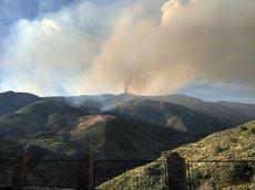 Es manté el risc elevat d'incendi forestal en 21 comarques catalanes (NATURA 2000)