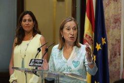 La Mesa del Congrés acorda per unanimitat el repartiment d'escons a l'hemicicle (EUROPA PRESS)