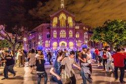 Ballarins de swing de 15 països participaran al Barcelona Lindy Exchange (ROBERT RAMOS )