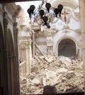 INUNDACION, EROSION E INCENDIOS, UN RIESGO MAYOR QUE LOS TERREMOTOS EN EDIFICIOS DE ESPANA