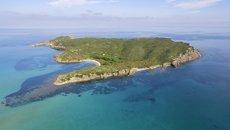 Una illa deserta de Menorca, en venda per 5,2 milions (FOTOCASA)