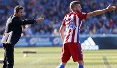 "Simeone: ""M'agraden els meus rivals"" (ÁNGEL GUTIÉRREZ)"