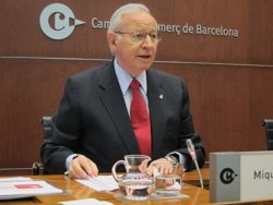 La Cambra de Barcelona constata recuperació immobiliària i descarta un altre boom (EUROPA PRESS)