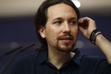 Pablo Iglesias avisa el PSOE que les lluites internes dificulten parlar amb Podem (EUROPA PRESS)