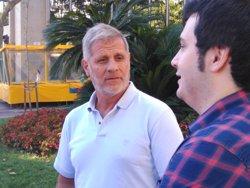 Alberto Fernández (PP) demana mesures per controlar la població de senglars a Barcelona (EUROPA PRESS)