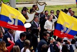 La abstención, posible ganadora del Plebiscito por la Paz (REUTERS)