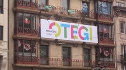 Llach, Tardà i Gabriel, entre les firmes perquè Otegi pugui presentar-se a les eleccions (EUROPA PRESS)