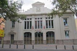 Els Bombers del carrer Lleida de Barcelona demanen el trasllat per