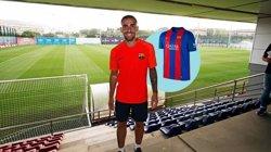 El FC Barcelona ja sorteja samarretes de Paco Alcácer (FCB)