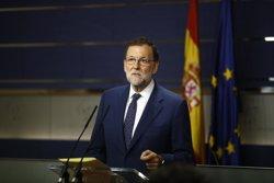 Rajoy s'enfronta avui a una investidura fallida, de la qual responsabilitzarà el PSOE (EUROPA PRESS)