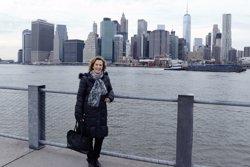 'Digue'm qui sóc', la primera novel·la de Julia Navarro portada a la televisió (JUAN FERNANDEZ)