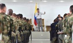 Santos anuncia la pregunta amb vista al plebiscit sobre l'acord amb les FARC (PRESIDENCIA DE COLOMBIA)