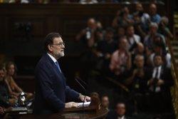 Rajoy promet convocar el Pacte de Toledo per enfortir el sistema de pensions si és elegit (EUROPA PRESS)
