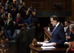 Rajoy denuncia el desafiament abusiu de la Generalitat amb l'amenaça explícita de liquidar la sobirania nacional (EUROPA PRESS)