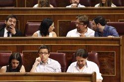 Podem titlla el discurs de Rajoy de